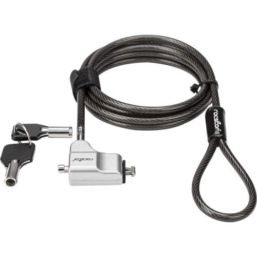 Rocbolt C21 Security Cable With Key Lock