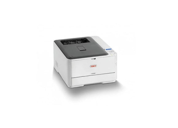 OKI 62447501 C 332dn Workgroup Printer Gray/White
