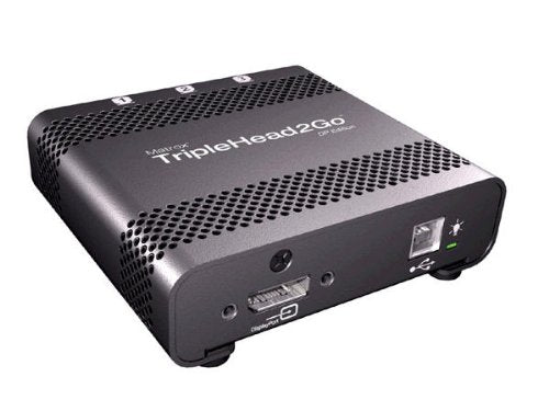TripleHead2Go T2G-DP-MIF DP Edition Graphics Card