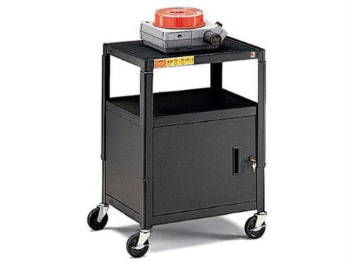 Bretford CA2642 Adjustable Cart with Cabinet