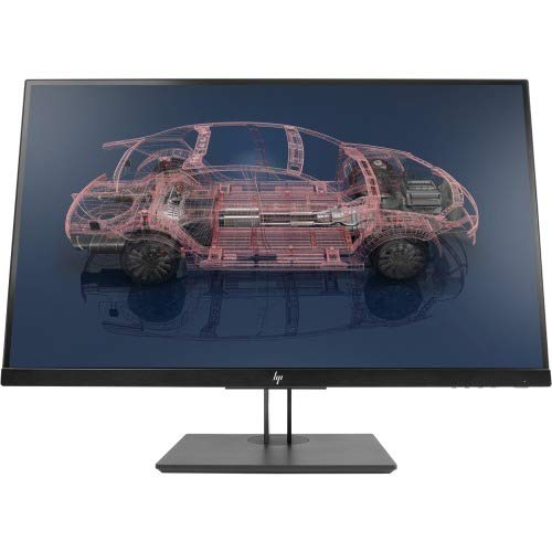 HP 1JS10A4-ABA 2560 x 1440 Z24n G2 27 in. LED LCD Monitor, Silver