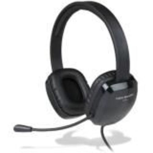 CYBER ACOUSTICS AC-6012 USB STEREO HEADSET K-12 DURABLE