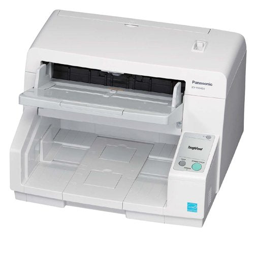 Panasonic KV-S5046H High Speed Color Duplex Sheet Feed 1-Line CIS Scanner, 80ppm/160ipm Color, 600dpi Optical, 300 Sheets ADF