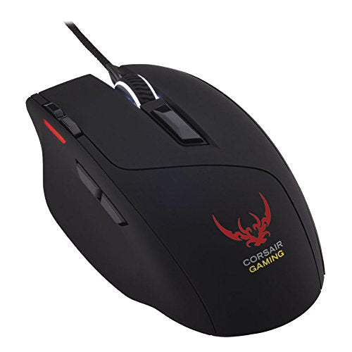 Open Box Corsair SABRE RGB Optical Gaming mouse USB, 6400 dpi, programmable buttons