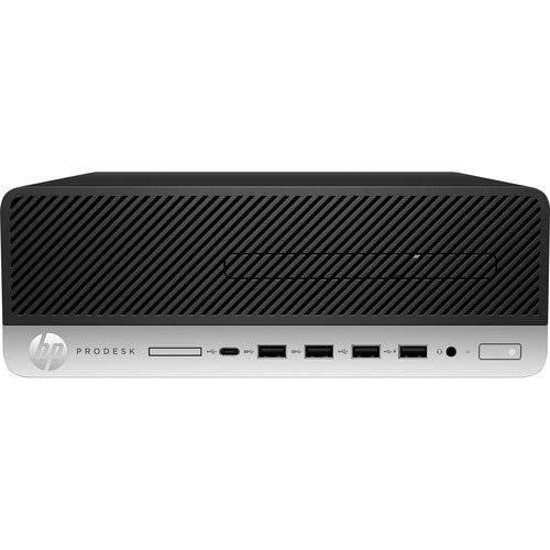 HP Business Desktop ProDesk 600 G5 Desktop Computer - Core i5 i5-9500 - 8 GB RAM - 512 GB SSD - Small Form Factor - Windows 10 Pro 64-bit - Intel UHD Graphics 630 - English Keyboard