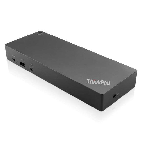 Open Box Lenovo ThinkPad Hybrid USB-C with USB-A Dock US (40AF0135US)