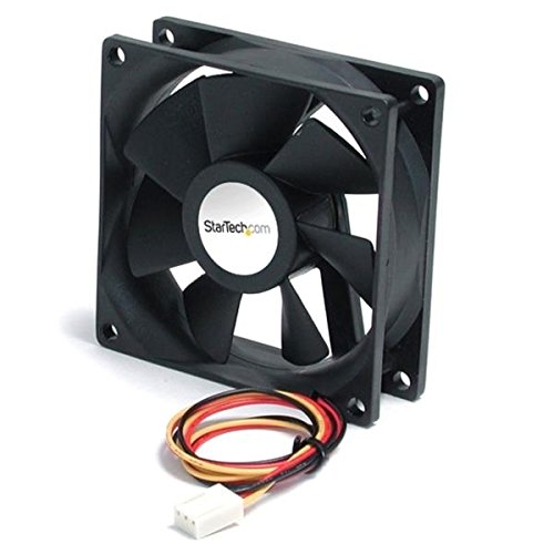 StarTech.com 90x25mm High Air Flow Dual Ball Bearing PC Case Fan - 2600rpm