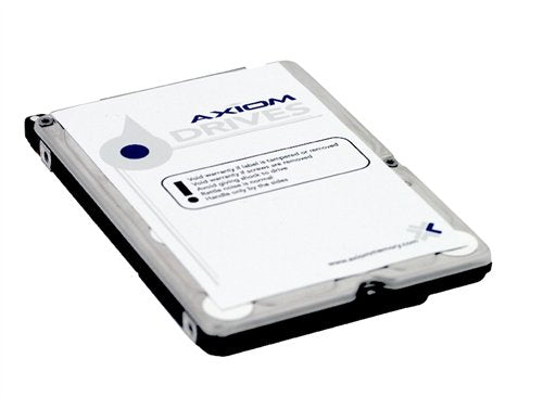 AXIOM 500GB - NOTEBOOK HARD DRIVE - 2.5IN SATA-III 6GB/S - 7200RPM - 32MB CACHE
