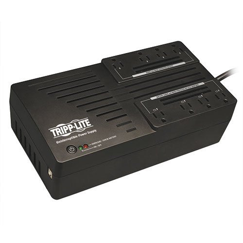 TRIPP LITE 700VA 350W Ups Desktop Battery Back up AVR 120V USB Muted Alarm