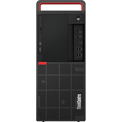 Lenovo ThinkCentre M920t 10SF000BCA Desktop Computer - Core i7 i7-8700 - 8 GB RAM - 256 GB SSD - Tower - Raven Black