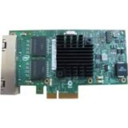 Dell - Network Adapter - Pcie - Gigabit Ethernet X 4 - For Poweredge R620, R720, T320, T420, T620