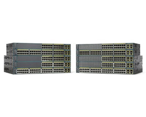 Cisco Catalyst 2960 Plus 48 Port (WS-C2960+48TC-L)
