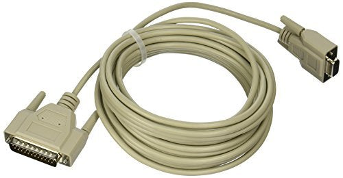 Cables To Go DB9 Female to DB25 Male Modem Cable, Beige