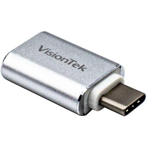 VisionTek USB-C to USB-A (M/F) - 1 x Type A Female USB - 1 x Type C Male USB