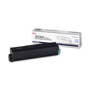 Okidata 42102901 Toner Cartridge (Black)