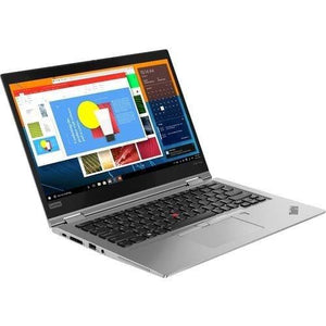 "Lenovo ThinkPad X390 Yoga 20NN0010US 13.3"" Touchscreen 2 in 1 Notebook - 1920 X 1080 - Core i7 i7-8565U - 16 GB RAM - 512 GB SSD - Silver - Windows 10 Pro 64-bit - Intel UHD Graphics 620 - in-PLA"