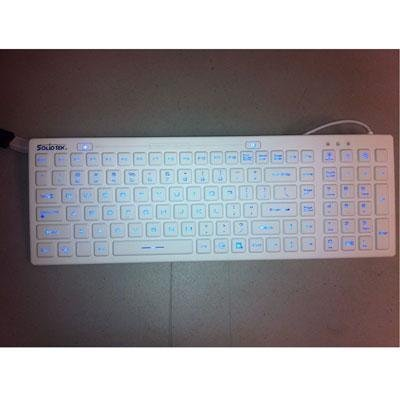 Waterproof Backlit Keyboard