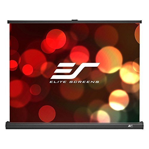 Elite Screens PC35W PicoScreen Series Tabletop Pull-Up Projection Screen (35 Inch 4:3 AR)