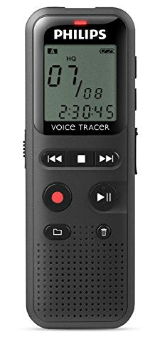 Voice Tracer Audio Recorder Optimized for Easy Notes Recording