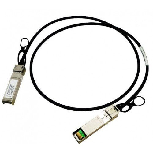 Cisco 40GBASE-CR4 QSFP+ Direct-Attach Copper Cable, 3 Meter Passive