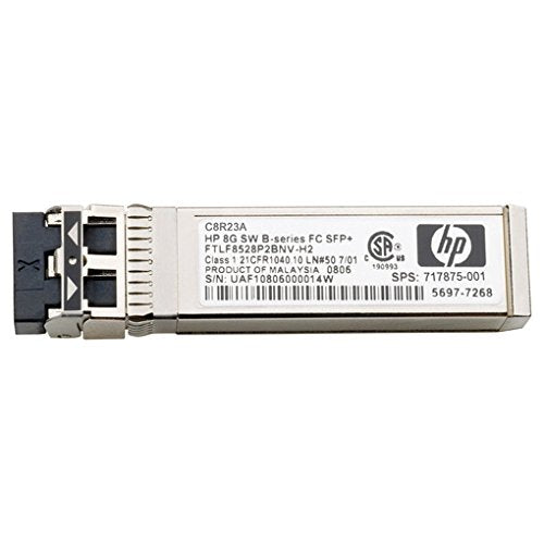 HP MSA 8Gb Short Wave Fibre Channel SFP+ 4-Pack Transceiver