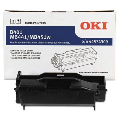 Oki Image Drum, 25000 Yield (44574309)