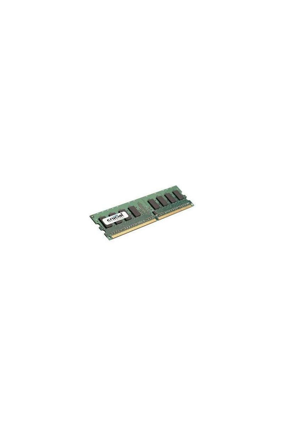 Crucial 2GB 800MHz DDR2 PC2-6400 FD On
