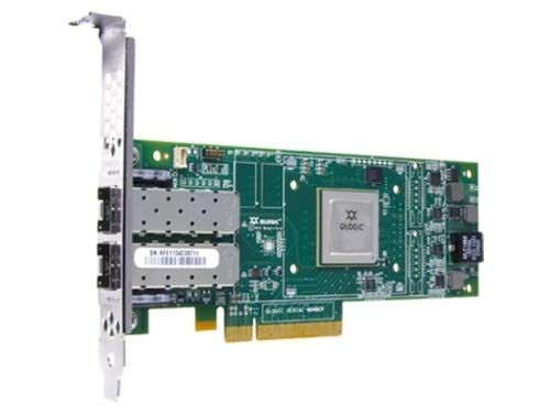 HPE StoreFabric SN1600Q 32Gb Dual Port Host Bus Adapter PCI Express 3.0 x8 Low Profile 4Gb Fibre Channel (Short Wave) (P9M76A)