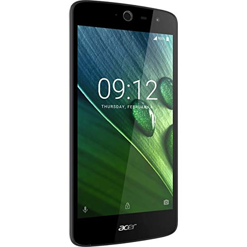 Pre-owned Acer Liquid Zest 1.3GHz 1GB 8GB 5 IPS 8.0 MP Android 6.0 Metallic Black HM.HUEAA.002