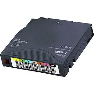 Hpe Lto-7 Ultrium Type M 22.5 Tb Rw 20 Data Cartridges Non Custom Labeled With C