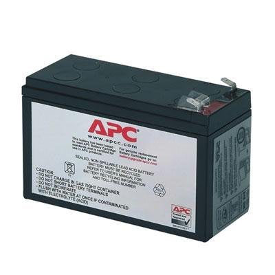 Open box of 2E40455 - APC Replacement Battery Cartridge #17