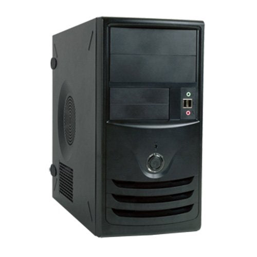 IN-WIN 350W TAC 2.0 MicroATX Mini Tower Case Z589.CH350TB3