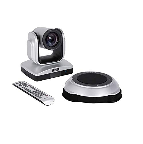 Aver Information VC520+ All-in-One Video and Audio USB Conference Camera