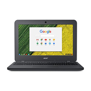 "Acer Chromebook 11.6"" Traditional Laptop (NX.GM9AA.001;C731T-C42N)"