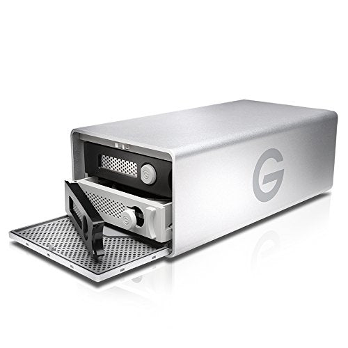 G-Technology G-RAID USB Removable Dual Drive Storage System 12TB (0G04077)