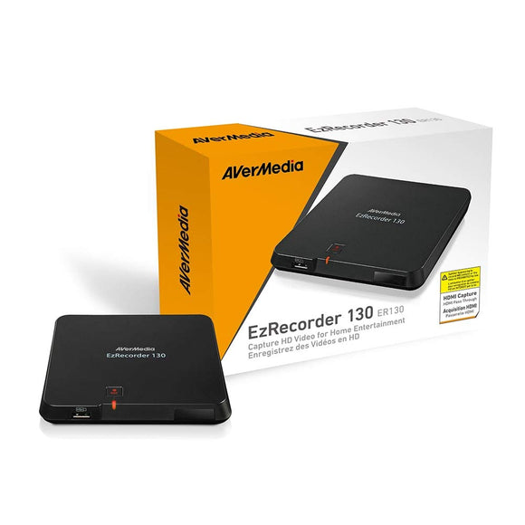 AVerMedia EzRecorder , PVR, DVR, Stand-Alone, High Definition HD Video Capture Recorder