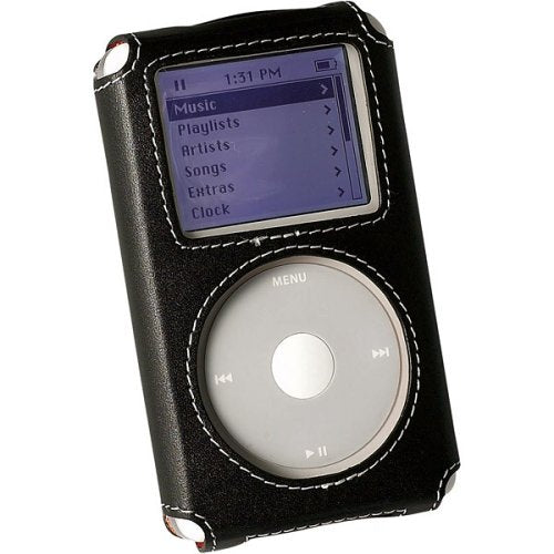 iPod 4th Generation Style Case - Leather