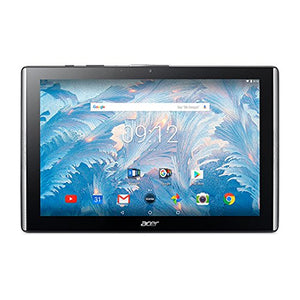 "Acer Iconia One B3-A40-K0V1 10"" Tablet MT8167B, 2GB, 16GB EMMC, Android 7.0, Black"