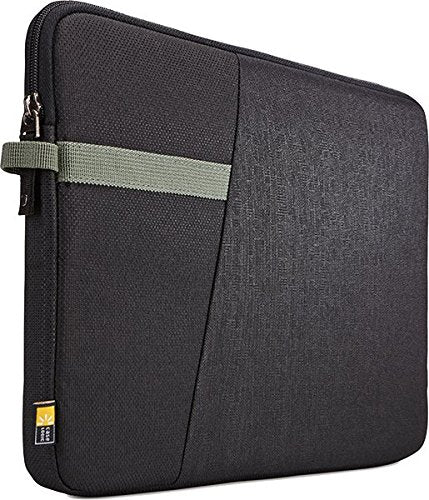 Caselogic Ibira 15.6-Inch Laptop Sleeve, Black (IBRS115BLK)