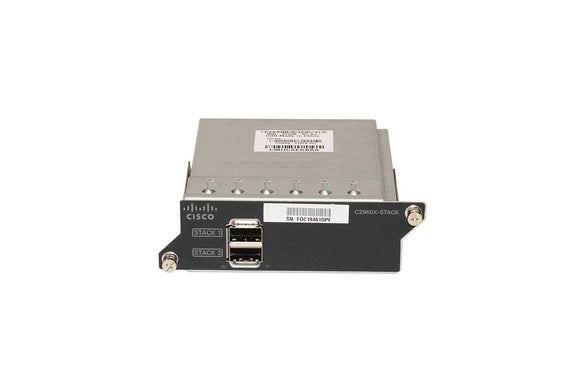 Cisco 2960 X FlexStack Plus Module Switch (C2960X-STACK)