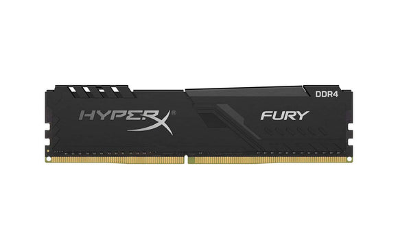 HyperX Fury 16GB 2666MHz DDR4 CL16 DIMM  Black