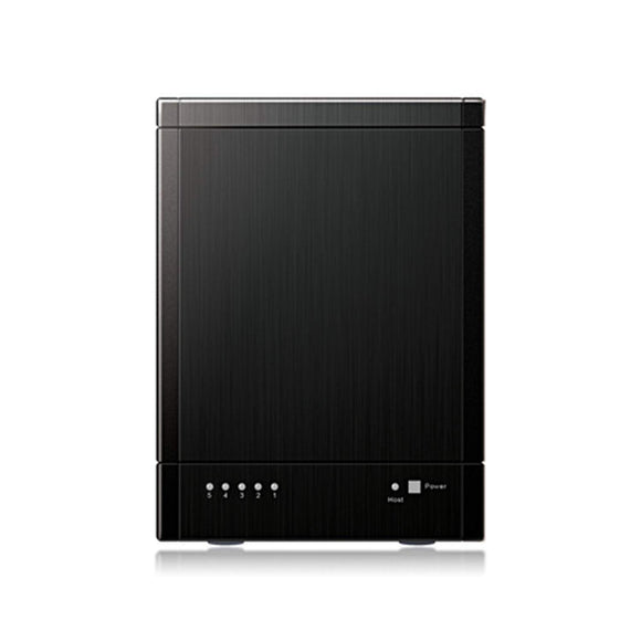 Sans Digital TR5M6GNC raid - 5 Bay eSATA 6G Port Multiplier JBOD Tower