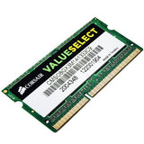 Corsair RAM 8GB DDR3-1333MHz SODIMM PC3-10600 1.5v CL9 204-Pin Laptop Memory