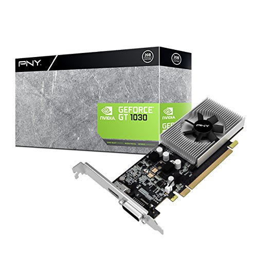 PNY GeForce GT 1030 2GB Graphic Cards VCGGT10302PB