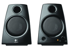Logitech Z130 2.0 Computer Speakers (980-000417)