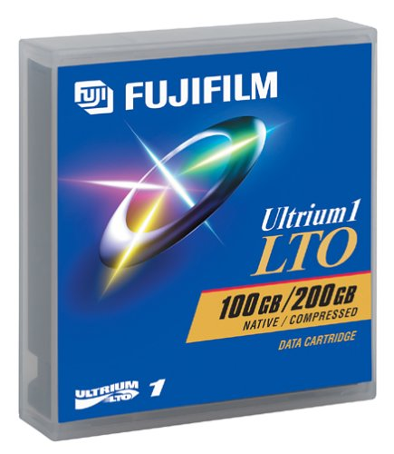 Fujifilm 200 GB LTO Ultrium Tape (1-Pack)