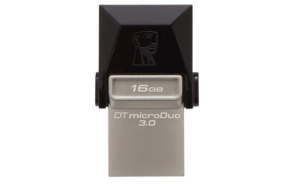 Kingston DTDUO3/16GBCR 16GB DT MicroDuo USB 3.0 + microUSB