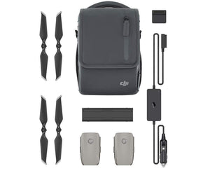 DJI CP.MA.00000037.01 Mavic 2 Fly More Kit Bags & Cases, Grey, Full-Size