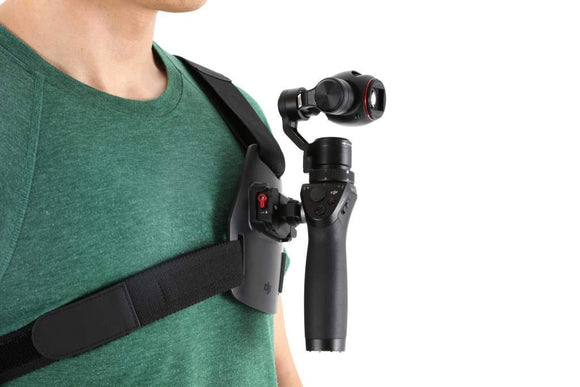 DJI Osmo Chest Strap Mount - Part 79