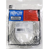 Tripp Lite N002-007-GY 7-Feet Cat5e 350MHz RJ45M/M Molded Patch Cable (Gray)
